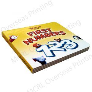 Children's Board Book Printing