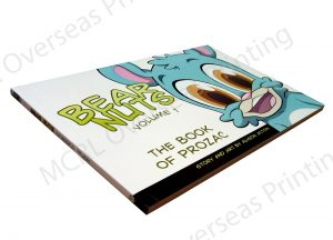Chikdren's Flip Book - Printed by MCRL Overseas Printing
