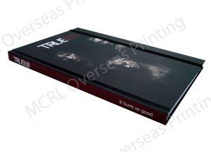 Overseas custom diary printing