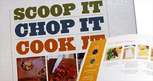 affordable cookbook printing