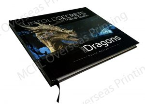 High resolution photo artbook printing