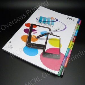 Catalog printing in China
