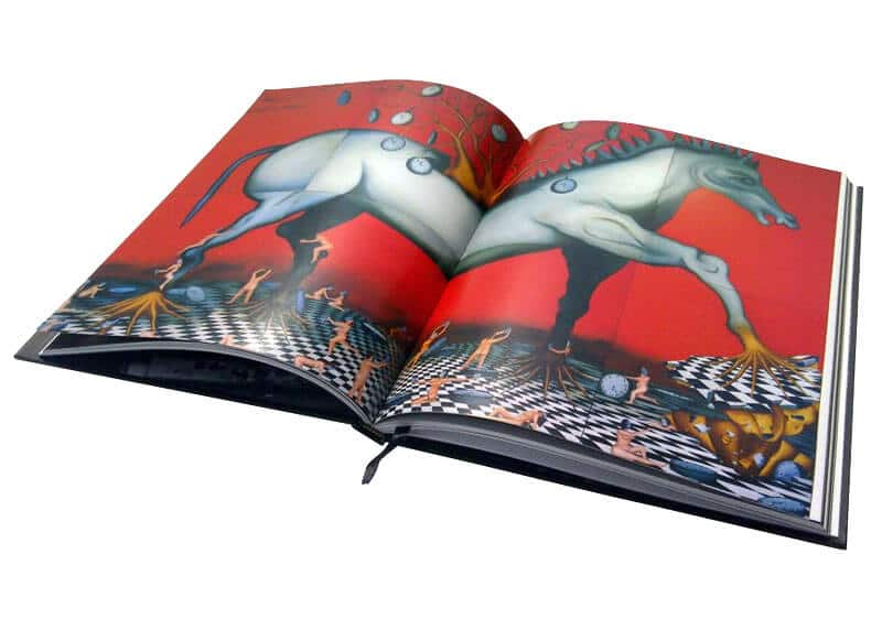 Art book printing sevices | Picture book