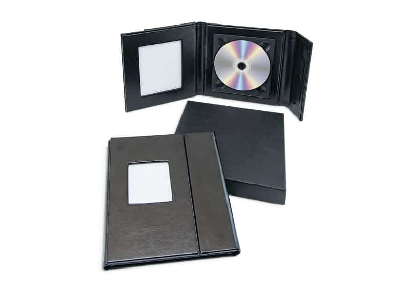 Presentation Packaging | CD presentation