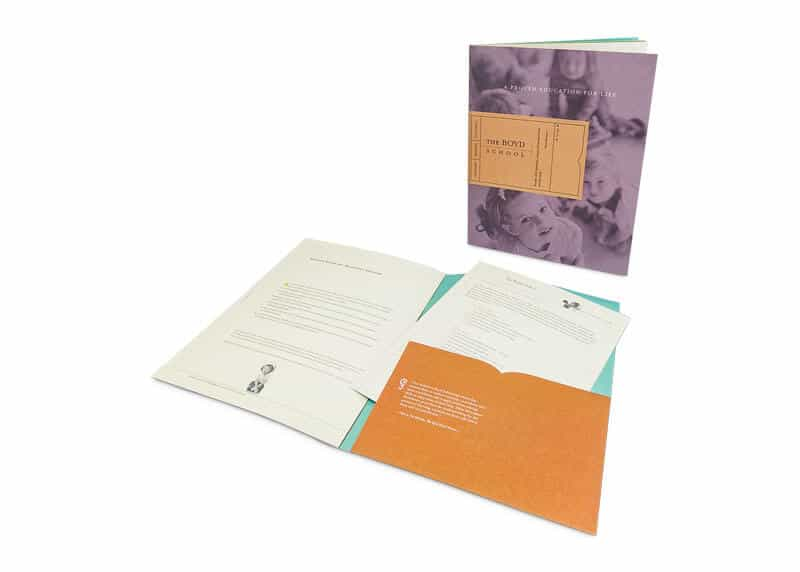 Promotional Item | Presentaion Folder