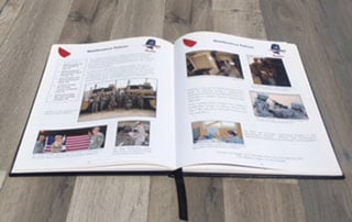 Military Yearbook Printing