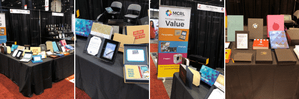 MCRL Booth at ASI Show 2019 in Chicago