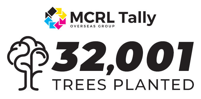 MCRL Tally so far... 22,001 trees planted