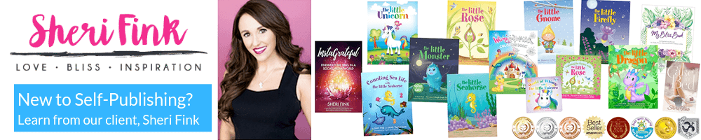 Sheri Fink | New to self-publishing? Learn more from our client.